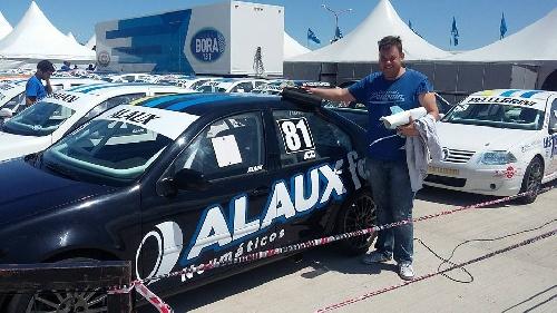 Copa Bora 1.8 - Decimosexto lugar para Marcelo Alaux en Toay.