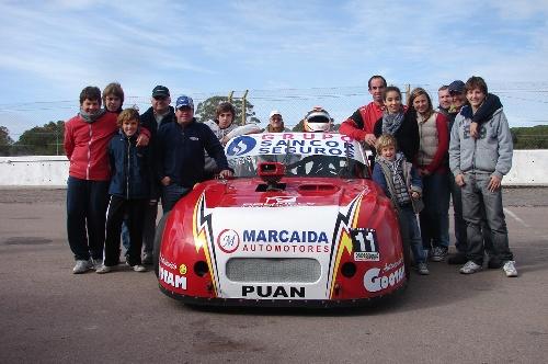 TC Del SudOeste - Matías Iseppi ganó la primera final, mientras que Roberto Lobay lo hizo en la 2da y se proclamó Campeón.