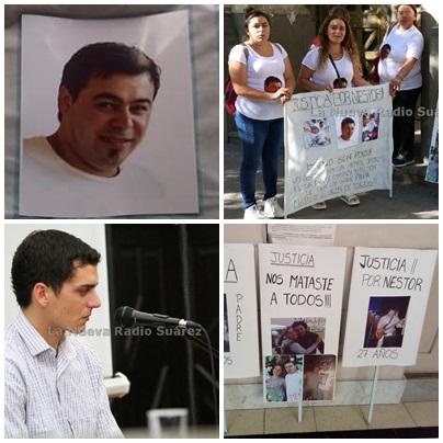 """EL JURADO NO REUNIÓ LOS DIEZ VOTOS NECESARIOS PARA CONDENAR A QUIEN DIÓ MUERTE A NESTOR DIAZ Y  FUE DECLARADO """"NO CULPABLE"""""""