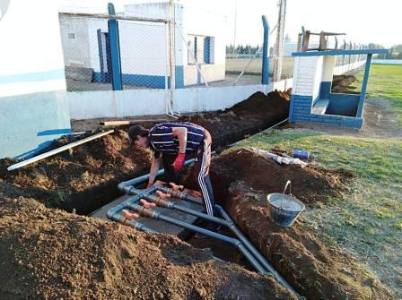 LRF - Por trabajos en su cancha El Progreso muda su localía.