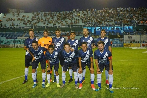 Federal A - Alvarado con Marcos Litre cayó en Chaco por el primer juego de play off.