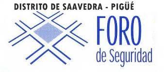 Asamblea del Foro Municipal de Seguridad del Distrito de Saavedra