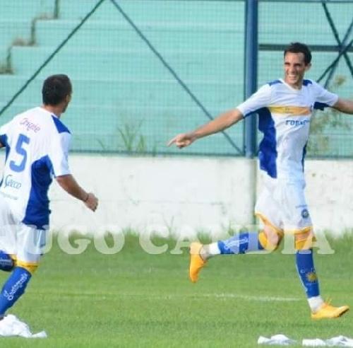 Federal A - Con gol de Marcos Litre, Alvarado derrotó a Sansinena y escala a la punta.
