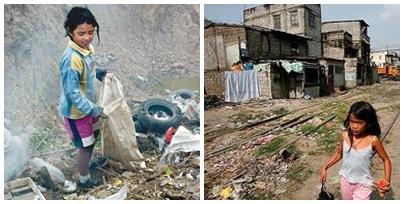 Argentina 2015: 11 milones de personas pobres, 2 millones de indigentes