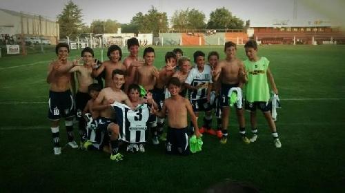 LRF - Inferiores - Club Sarmiento derrotó a El Progreso 8 a 2 (7ma) en el adelanto de la 3° Fecha.