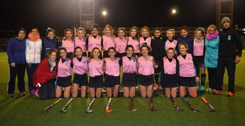 Hockey Femenino - Nominadas las integrantes de la Selección de la Asociación Sub14