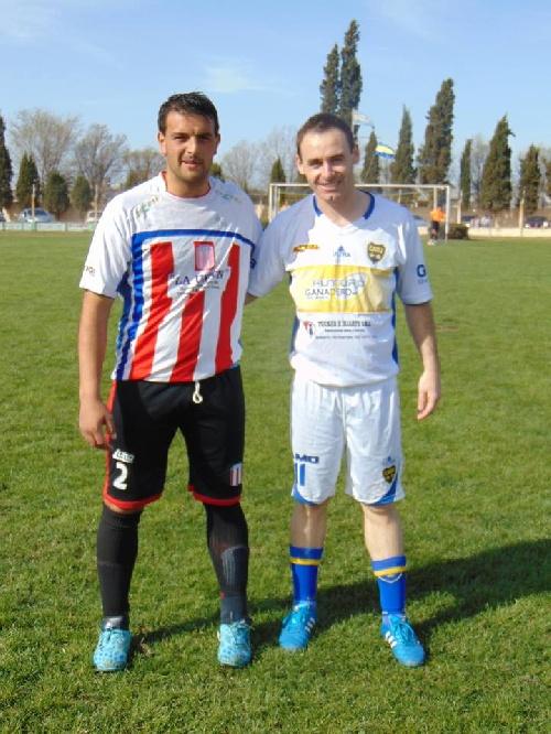 LRF - Deportivo Argentino y Peñarol victoriosos en la sexta fecha.
