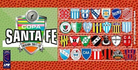 Basquet Santa Fe - Ya está la lista de los 28 equipos del torneo provincial - El CECI BC con Denis Biscaychipy.