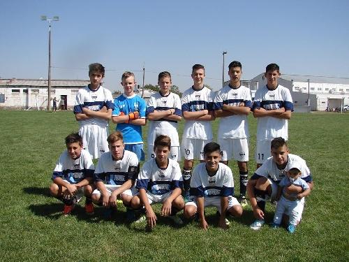 LRF - Inferiores - Este jueves santo, Deportivo Argentino recibe a Deportivo Sarmiento.