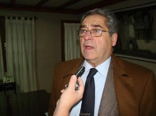 Declaraciones de Ernesto Palenzona sobre su opinión referente al próximo torneo liguista.