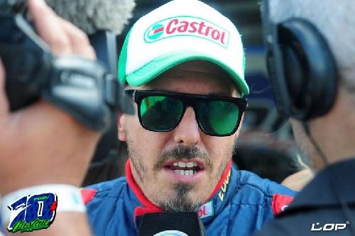 Turismo Carretera - Mazzacane el más rápido del viernes - Sergio Alaux marcó el 14° tiempo.