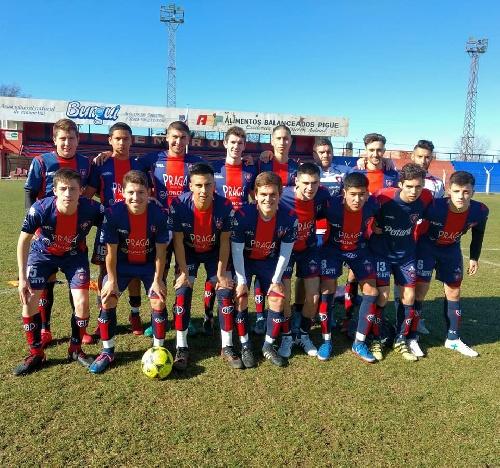 RESERVA - LRF - Peñarol venció a Unión de Tornquist y lidera la Zona A.