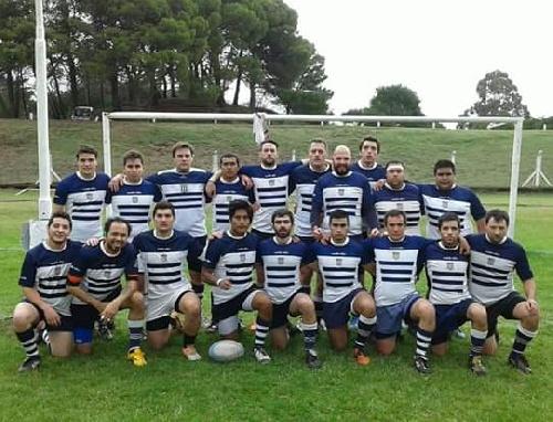 """Rugby - Caída de Club Sarmiento como local ante UNS """"A"""" en el predio de Ruta 67."""