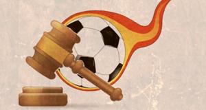 LRF - Tribunal de penas - Cuatro fechas de suspensión para Facundo Welhs de Unión Pigüé.