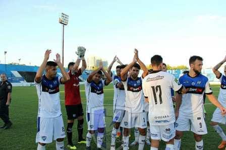 Nacional B - Almagro con Marcos Litre empató sobre el final con Agropecuario.