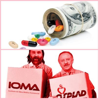 Al escándalo en IOMA, se suma Osplad: las vinculaciones de  Baradel, Yasky