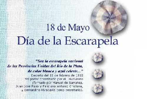 Día de la escarapela nacional argentina