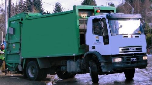Recolección domiciliaria de residuos
