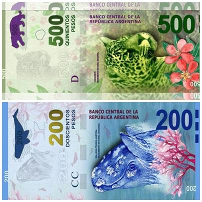 julio llegará con los nuevos billetes de $500 y en octubre los de $200