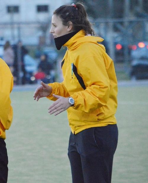 Camila Cappelletti designada para dirigir el Regional Sub 16 en Junín.