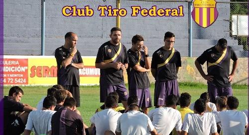 Federal A - Empate de Tiro Federal con Carlos Salvi como DT.