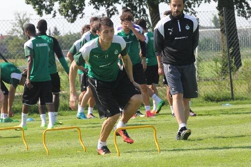 Liga Chipriota - Leandro González se prepara junto con el Omonia Nicosia para la temporada 17/18.