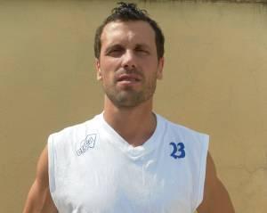 Calcio Serie E - Maxi Ginobili premiado como mejor defensor por Statio Radio de Calabria.