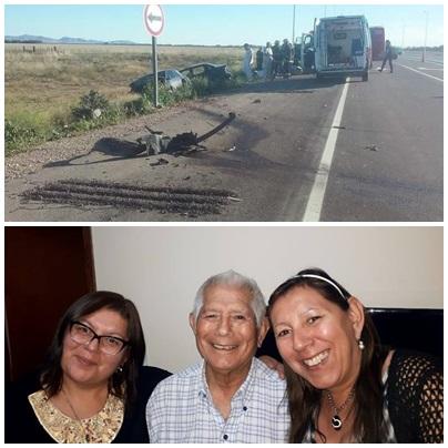 Pigüé: Sentido reproche al municipio y a Elsegood por parte de la hija y hermana de los fallecidos en el accidente protagonizado por el secretario