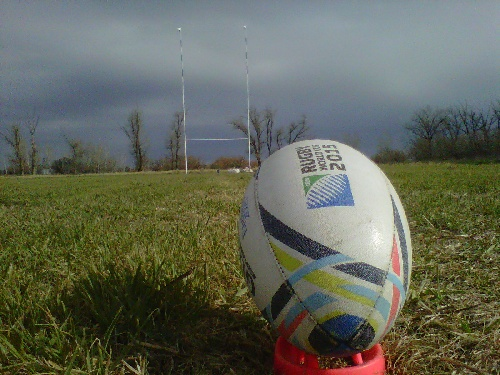 Club Sarmiento ya tiene su cancha de Rugby