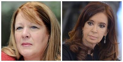 """Margarita Stolbizer le contestó a la ex presidente CFK: """"Estamos tocando un lugar donde le duele"""""""