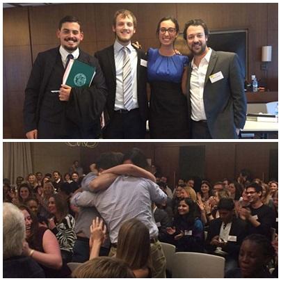 La Facultad de Derecho de la UBA les ganó a Harvard y NYU una competencia internacional