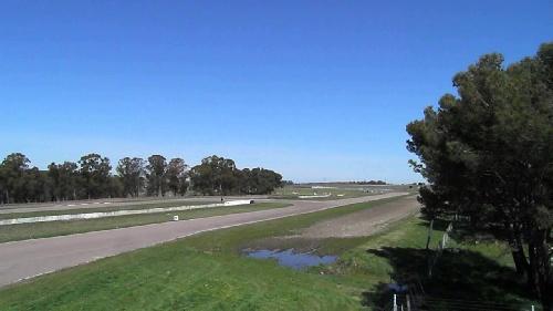 Categorías del SudOeste - La actividad dominical será nutrida en el Autódromo local.