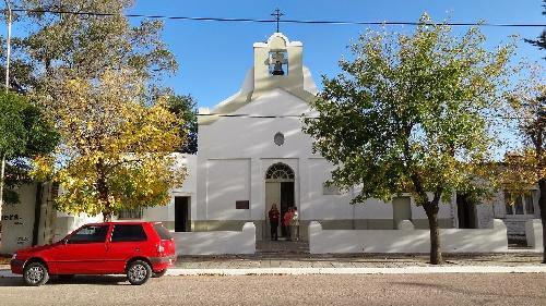 Inscriben para la Catequesis en Goyena