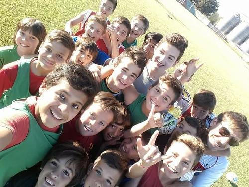 Club Peñarol se apresta para competir en el Torneo Infantil de Ayacucho