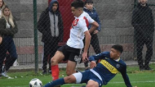 AFA - Inferiores - Boca vs River editaron el clásico en todas las divisionales.