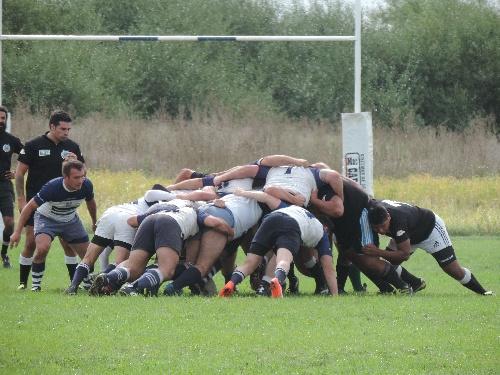 Incia la pretemporada de Rugby de Club Sarmiento