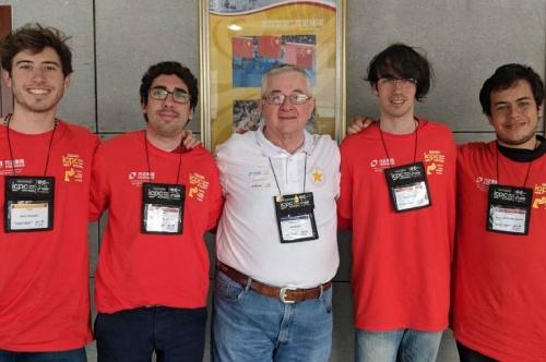 La Universidad de Córdoba hizo historia en mundial de programación: por arriba de Hardvard y Cambridge