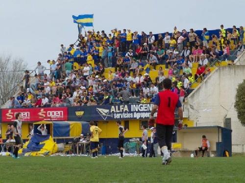 LRF - Mañana en cancha de Boca Juniors de Coronel Suárez, Club Sarmiento juega la primer final del apertura.