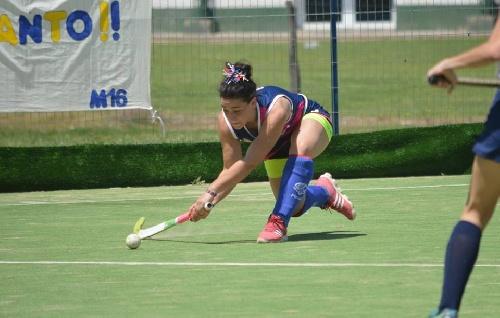Hockey Femenino - La Copa Ciudad de Pigüé también se juega en Hockey.