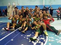 Basquet Tresarroyense - Deportivo Sarmiento con Damian Palma a un paso del título.