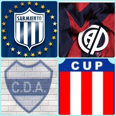 LRF - Goleada de Peñarol en Guaminí y derrotas de Sarmiento y Argentino en nuestra ciudad.