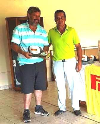 Golf - Fernando Bozbranny y Olga Otero los ganadores en el Par 3