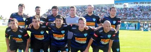 Nacional B - Juventud Unida finalizo la serie de amistosos antes del juego ante Vélez por la Copa Argentina - Prost entre los titulares.