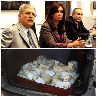 Rateros K: Detuvieron al segundo del ex ministro K Julio De Vido intentando esconder bolsones con dólares y euros