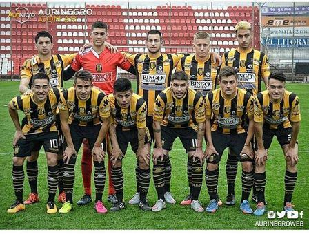 AFA - Inferiores - Derrota de Olimpo con Sánchez y Cabral ante Rosario en 5ta División.