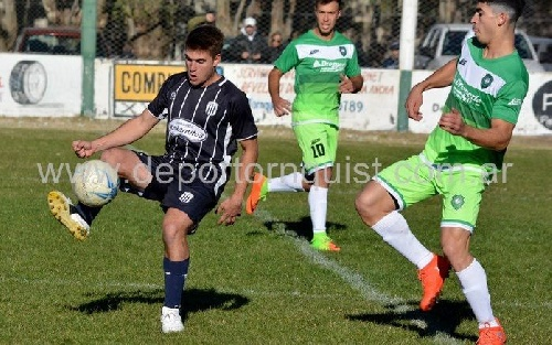 LRF - Sarmiento recibe a Unión de Tornquist intentando mantener el rendimiento del pasado domingo.