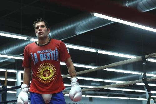 Boxeo Internacional -  Heiland continúa con su preparación en California.