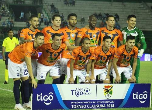 Futbol Boliviano - Sport Boys con Martín Prost cayó ante Blooming.