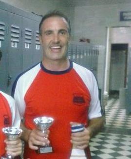 Golf - Alejandro Moggia y Fabián Reyna los ganadores en el Pigüé Golf.
