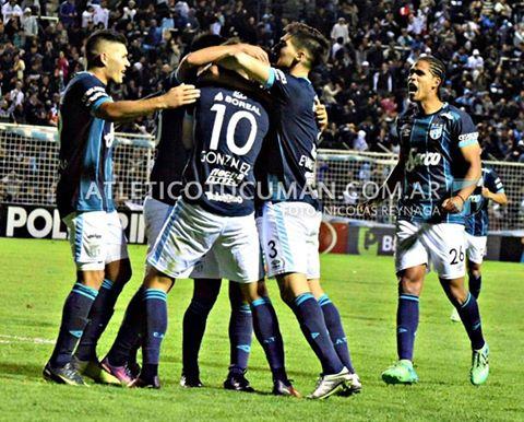 AFA - 1ra División - Con un gol de Leandro González, Atlético derrotó 3 a 0 a Banfield.